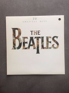 The Beatles – 20 Greatest Hits Capitol Records SV 12245 NM
