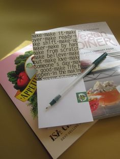Birthday Gift Idea Make A Cookbook Care Package Vegan Making