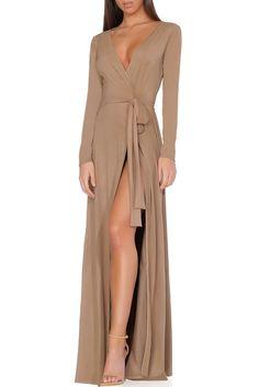 Georgina Cardigan/Wrap Dress - Alyanna by Alexandra  - 1