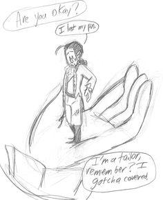 Hercules Mulligan loses Tiny Ham part 7 Hamilton Broadway, Hamilton Musical, Lin Manual Miranda, Ron Chernow, Christopher Jackson, Hercules Mulligan, Hamilton Fanart, What Is Your Name, Alexander Hamilton