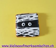Halloween Mumien Cookie