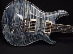 PRS 30th Anniversary Vine McCarty Faded Whale Blue - Guitar Maverick