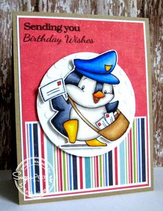 Cards by Kerri: SugarPea Designs Birthday Bash Blog Hop!