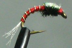 WD40 Red Midge