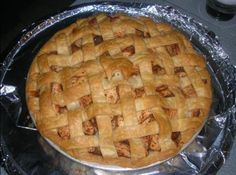 I found this recipe on a Splenda ad, tried it and modified it a bit. I have made it several times for my husband who will NOT eat anything sugarfree...he really likes this version of apple pie.