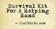 Survival Kit – Helping Hand