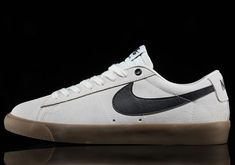 separation shoes b6c56 97159 Staying as clean as ever, Nike SB rider Grant Taylor s signature Blazer Low  receives a