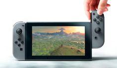 INFORMAR: Así es Nintendo Switch, la nueva consola híbrida N...