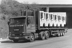 Vintage Trucks, Old Trucks, Old Lorries, Road Transport, Buses, Old And New, Transportation, Cars, Classic