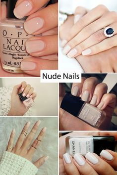 Nude nail varnish for the big day | onefabday.com