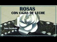 ROSAS CON CAJA DE LECHE - YouTube