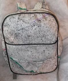 Free Pattern and Directions to Sew a Back Pack: Materials Needed: