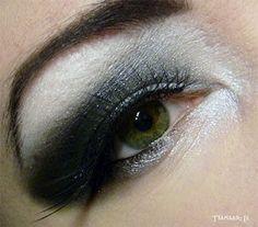 """Industrial Eye"" by beauty blogger Tiahaar"