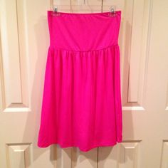 Monogrammed Swimsuit Coverup Solid Pink  S/M by TheSouthernPeach