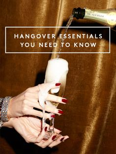 How to drink tonight — without the hangover tomorrow