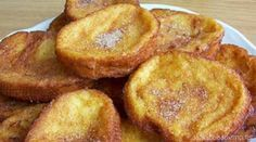 Torrijas Varoma Thermomix (without frying) - Fruhstucksrezepte Spanish Desserts, Spanish Dishes, Spanish Food, Hispanic Desserts, Peruvian Desserts, Guatemalan Recipes, Gourmet Tacos, Cake Recipes, Dessert Recipes