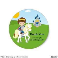 Sold #Prince #Charming #Sticker #kids Available in different products. Check more at www.zazzle.com/celebrationideas