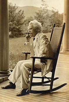 Mark Twain at The Morgan | Garden and Gun