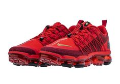 best cheap 79ee1 a7cec Air VaporMax Utility CNY Chinese New Year  stomperkicks Nike Air Vapormax,  Red Sneakers,