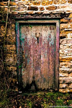 The Old Door - The Yorkshire Dad of 4 When One Door Closes, Yorkshire, My Photos, Old Things, Dads, Painting, Painting Art, Fathers, Paintings