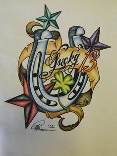 Lucky 13 #1