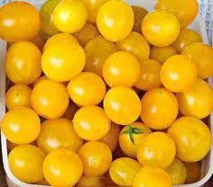 Organic Heirloom Cherry Tomato Blondkopfchen Seeds RARE. $2.75, via Etsy.