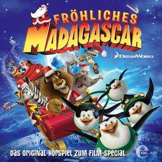Fröhliches Madagascar - Das Original-Hörspiel Zum Film-Special