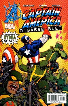 Captain America Vol. 4 #29 (2004)