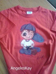 Mis manos y yo el blog de Angeleskay: Camisetas