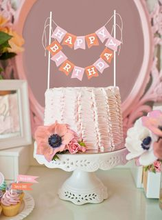 Cake Bunting Banners