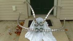 Coolest Doctor Octopus Doc Ock Costume... Coolest Halloween Costume Contest