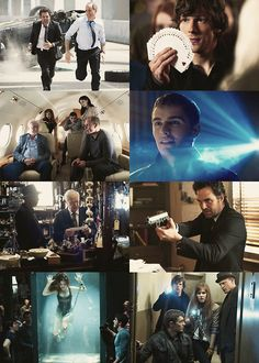 Now You See Me. LOVE THIS MOVIE