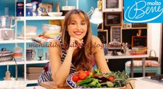 Cous cous tzatziki ricetta Benedetta Parodi per Molto Bene su Real Time