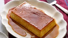Classic Flan, a Cool and Creamy Taste of the Past - NYTimes.com