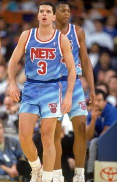 New Jersey Nets - The 25 Ugliest Uniforms in Sports History   Complex
