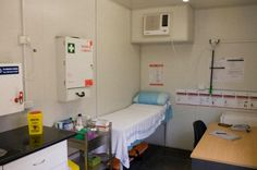 Site offices -clinic