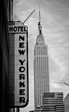 New York City - New Yorker Hotel #new york #travel #hotel