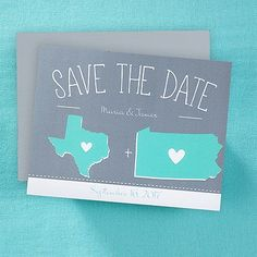 State of Matrimony - Save the Date Magnet - Save the Date - Wedding Ideas
