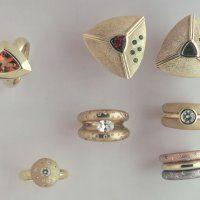 Bespoke Earrings - Bespoke Jewellery Bespoke Jewellery, Gold Rings, Pendants, Stud Earrings, Range, Handmade, Jewelry, Cookers, Hand Made