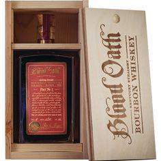 Blood Oath Kentucky Straight Bourbon Whiskey