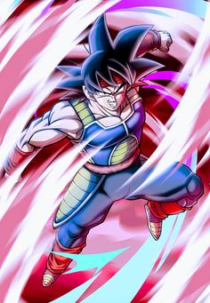 Bardock card 4 [Bucchigiri Match] by Dragon Ball Z, Anime In, Goku Super, Pokemon Fan Art, Z Arts, Itachi, Dbz Vegeta, Wolf, Action