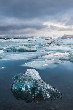 Jokulsarlon, Iceland.... our boat ride was amazing through this glacial lagoon!! I felt like I was in a different world!