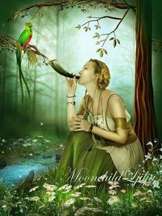 Magic Song by moonchild-ljilja