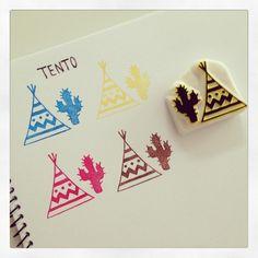 TENTO Stamp - Pirihanko