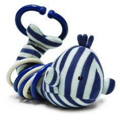 Jellycat Walter Clicketty Whale