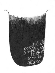Illustration & type makes me happy.