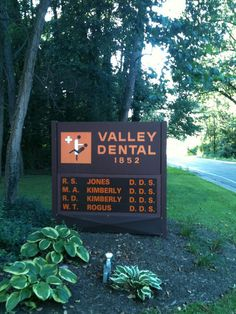 Dental Office  -or- Dental O_X_X_X_ lol & I'm only saying DENTAL_X_RGY  Cuz of the + sign on the picture lol
