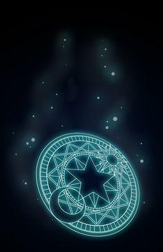 magic circle sakura cardcaptor  sakura kinomoto