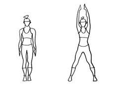 Voici une séance d'entraînement qui promet de brûler jusqu'à 600 calories en seulement 4 minutes. Créée par l'entraîneur de fitness Jim Saret de «The biggest loser, Pinoy Edition», cetteséancede 4 minutes comprend des sauts avec écart, des squats, des pompes et des fentes. «Courir pendant une heure fait perdre environ 150 calories. Cet entrainementva brûler …