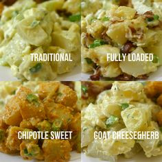Potato Salad Four Wa